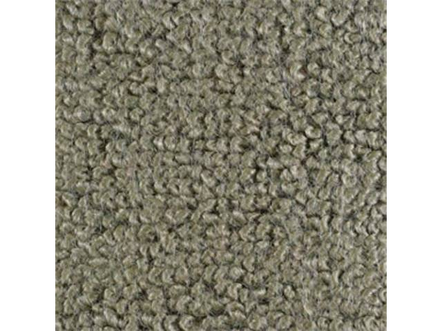 CARPET Raylon Weave ivy gold without toe pad