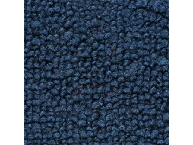 CARPET Raylon Weave medium blue without toe pad