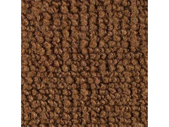 CARPET Raylon Weave ginger without toe pad as