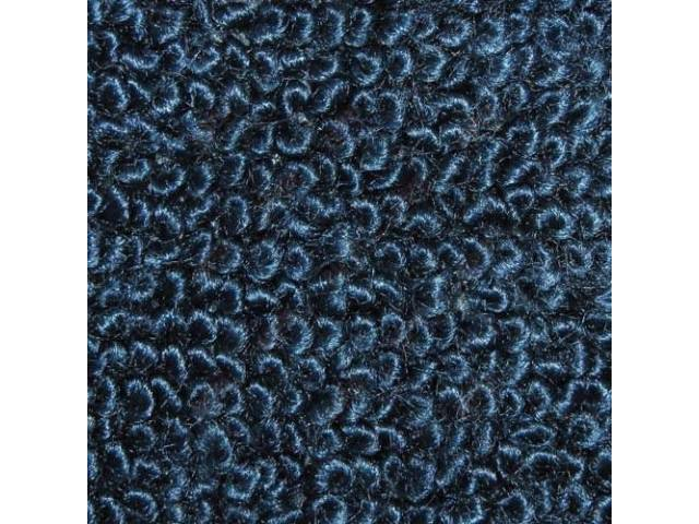 CARPET Raylon Weave dark blue without toe pad