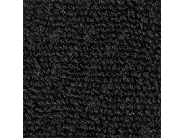 CARPET Raylon Weave black
