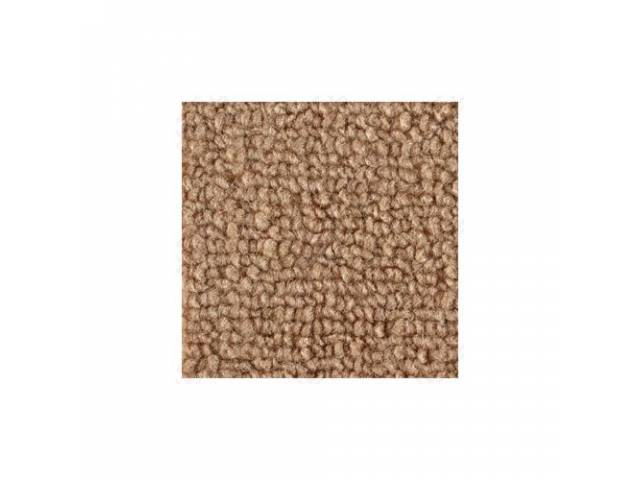 CARPET LOOPED NYLON WEAVE 71-73 LIGHT SADDLE when