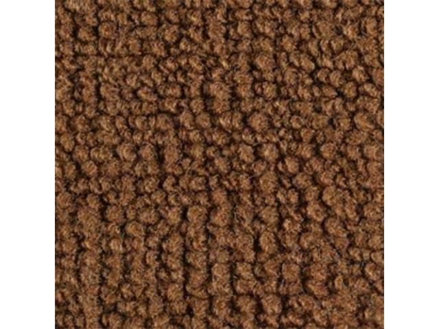 CARPET Raylon Weave tan mass backed