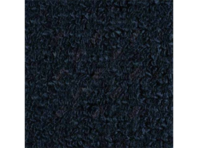 CARPET Raylon Weave medium blue mass backed Ships