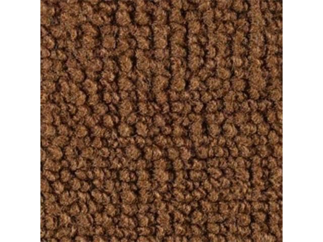CARPET Raylon Weave ginger mass backed