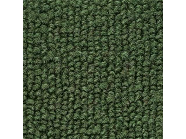 CARPET Raylon Weave medium green