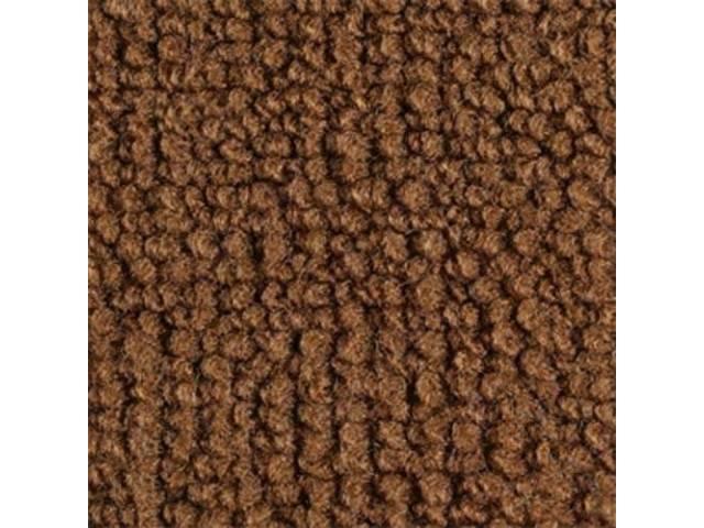 CARPET Raylon Weave tan mass backed