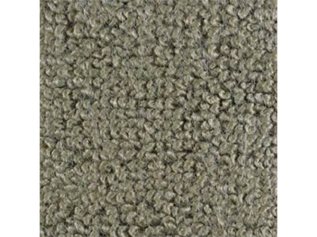 CARPET RAYLON WEAVE 64 1/2 IVY GOLD COUPE