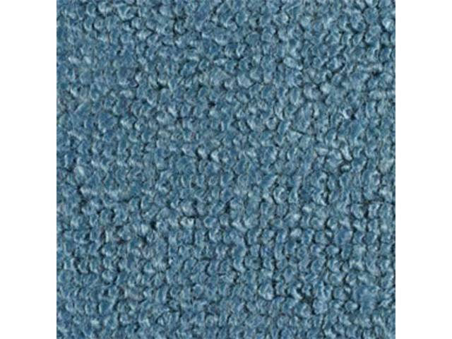 CARPET RAYLON WEAVE FORD BLUE