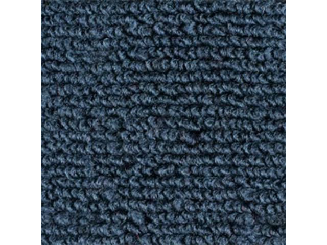 CARPET LOOPED NYLON WEAVE 69 DARK BLUE when