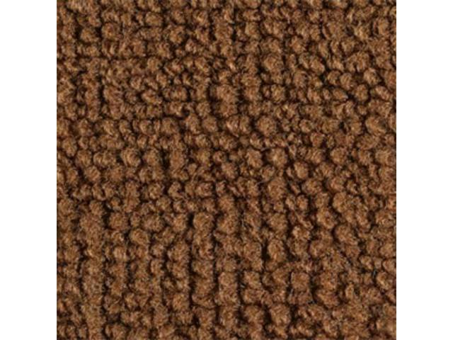 CARPET FOLD DOWN AREA GINGER 3 PIECE