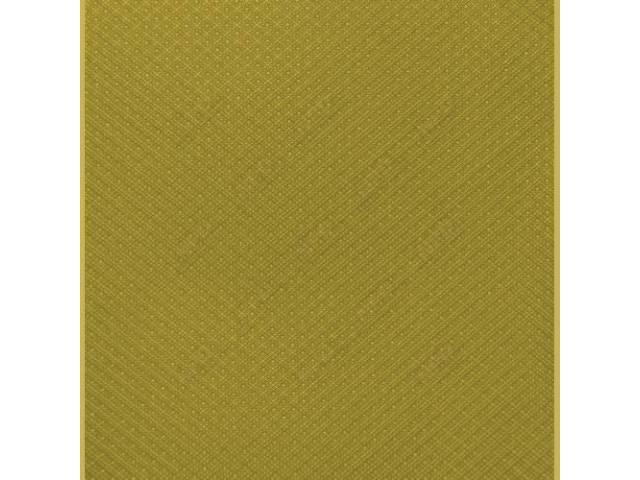 Headliner Kit Tier Grain Gold Does Not Include