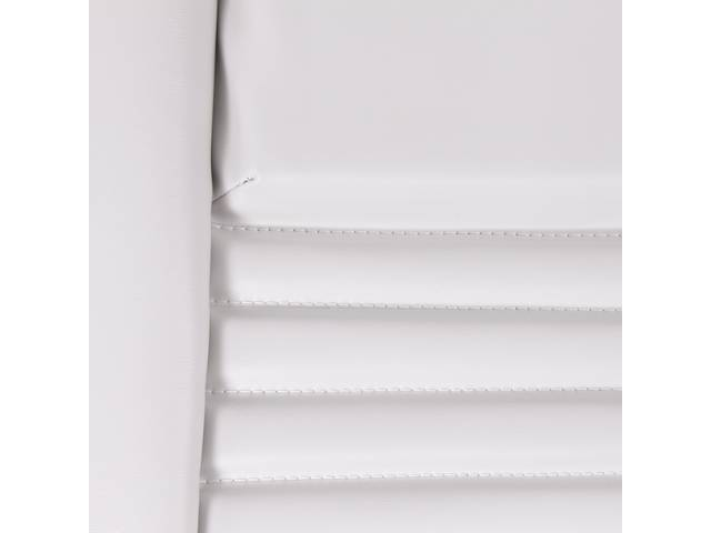 Upholstery Set Premium Rear Dlx Oyster Doeskin Grain