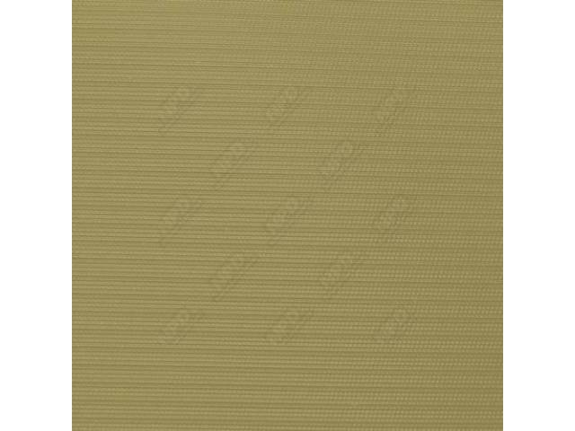 Headliner Premium Medium Gold Non-Perforated Grain Oe Called