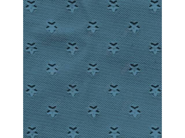 Headliner Premium Light Blue Recessed Star Grain Oe