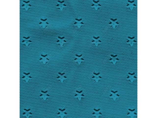 Headliner Premium Medium Turquoise Recessed Star Grain Oe
