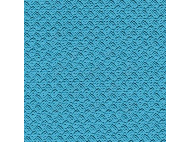 Headliner Premium Turquoise Basketweave Grain Oe Called Regent