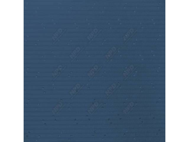 Headliner Premium Dark Teal Perforated Grain Oe Called