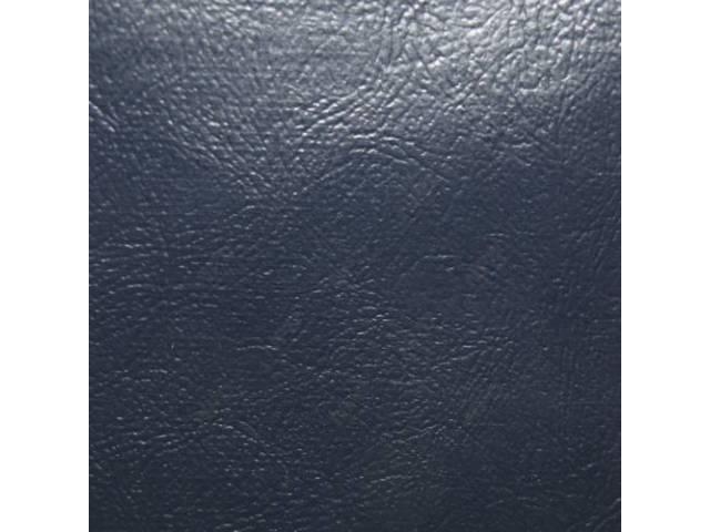 COVER SET, Head Rest, Bench, Dark Blue, PUI,
