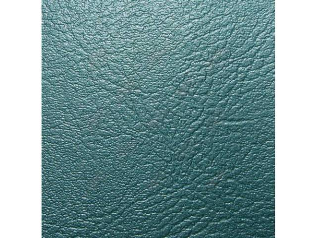 Sunvisor Set Premium Dark Metallic Turquoise Actual Color