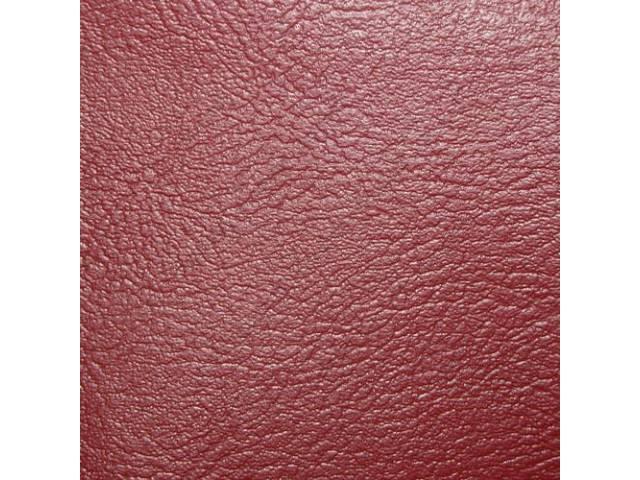 Sunvisor Set Premium Metallic Red Actual Color Gm