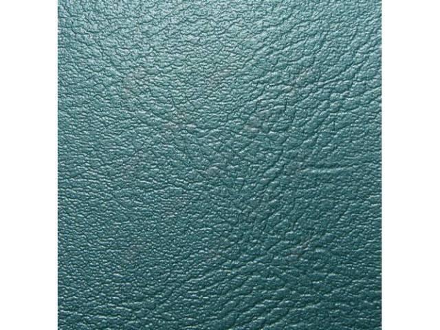Sunvisor Set Premium Dark Metallic Turquoise Actual Color