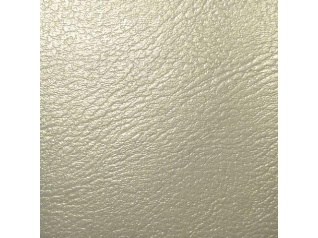 UPHOLSTERY SET, Rear Seat, Parchment, PUI, madrid grain