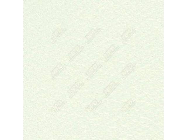 UPHOLSTERY SET, Premium, Rear Seat, Pearl White (actual