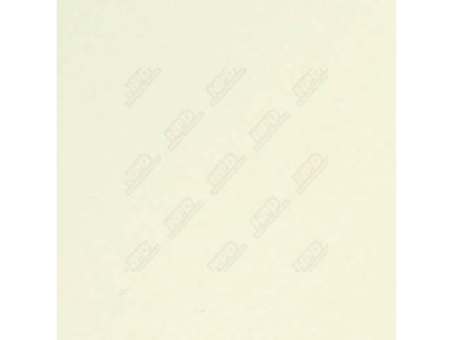 Upholstery Set Premium Rear Seat White Legendary Madrid