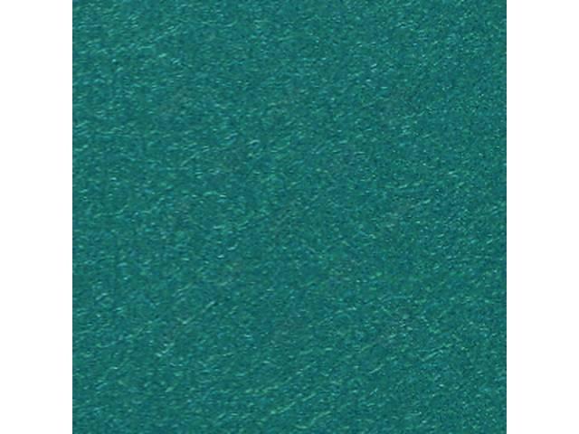 Upholstery Set Premium Rear Seat Dark Metallic Turquoise