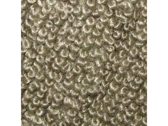 Carpet Raylon Loop Style Two Piece Sandalwood A/T
