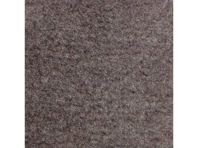 Carpet Cut Pile Two Piece Dark Gray