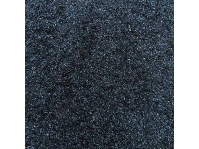 Carpet Cut Pile Two Piece Dark Blue