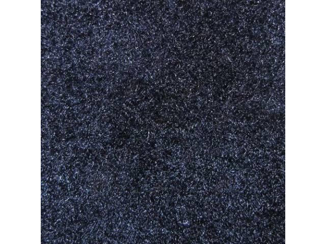 Carpet Cut Pile Two Piece Dark Blue