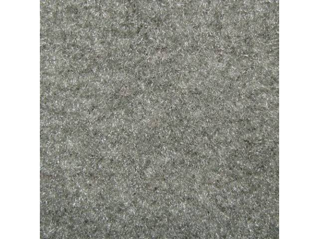CARPET, Cut Pile, Two Piece, Neutral (Light Gray)