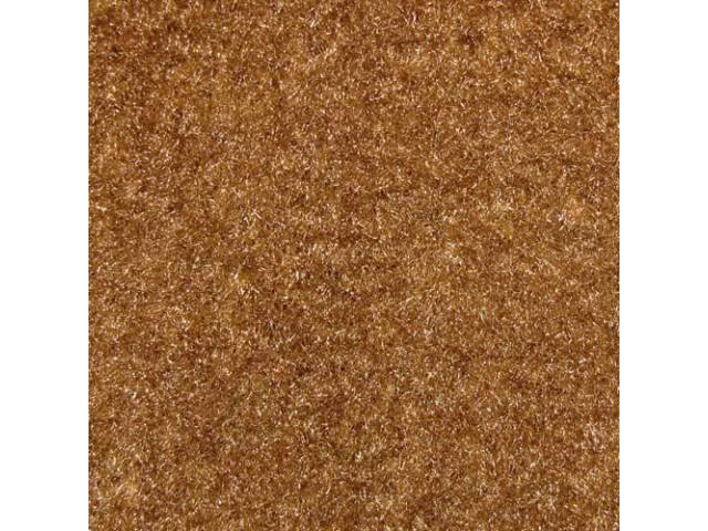 Carpet Cut Pile Two Piece Dark Saddle