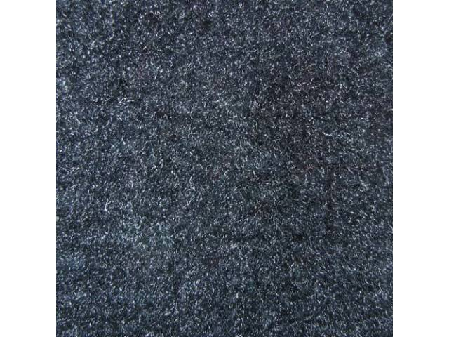 Carpet Cut Pile One Piece Federal Blue Lighter