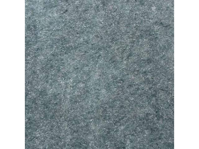 Carpet Cut Pile One Piece Powder Blue Light