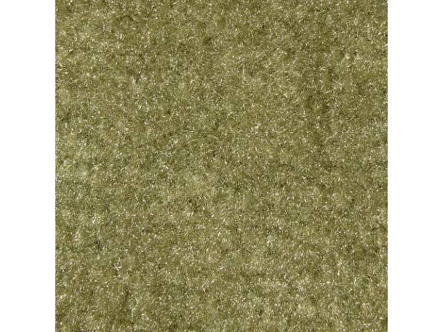 Carpet Cut Pile One Piece Waxberry Light Green-Gold