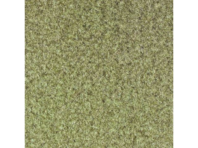 Carpet Cut Pile One Piece Brown
