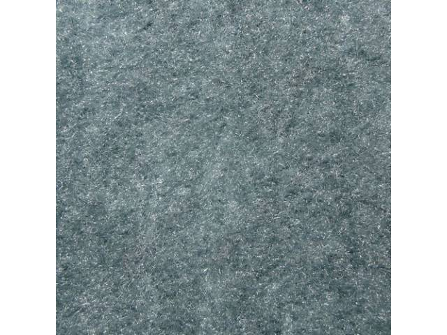 Carpet Curtain Powder Blue Light Blue