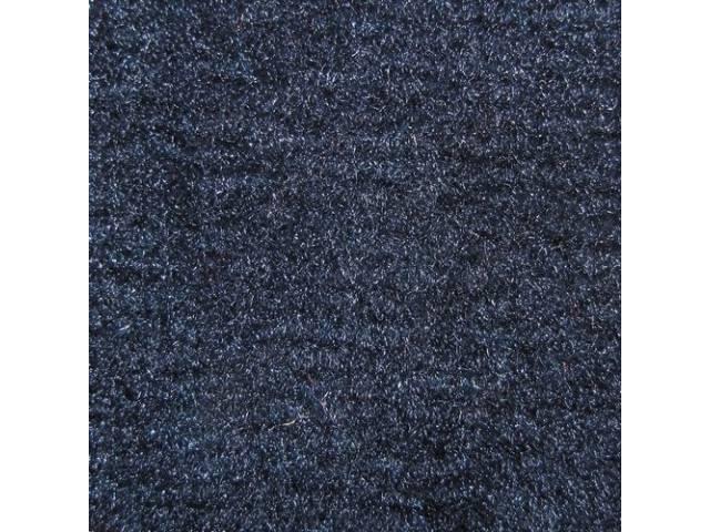 Carpet Curtain Dark Blue