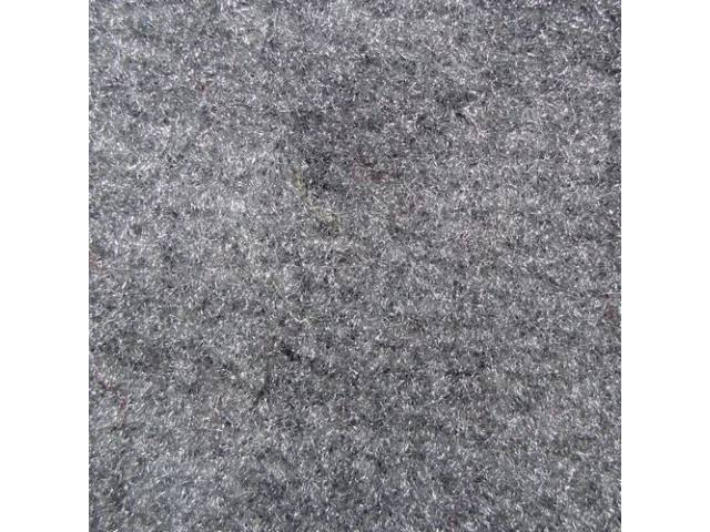 Carpet Curtain Dove Dark Gray