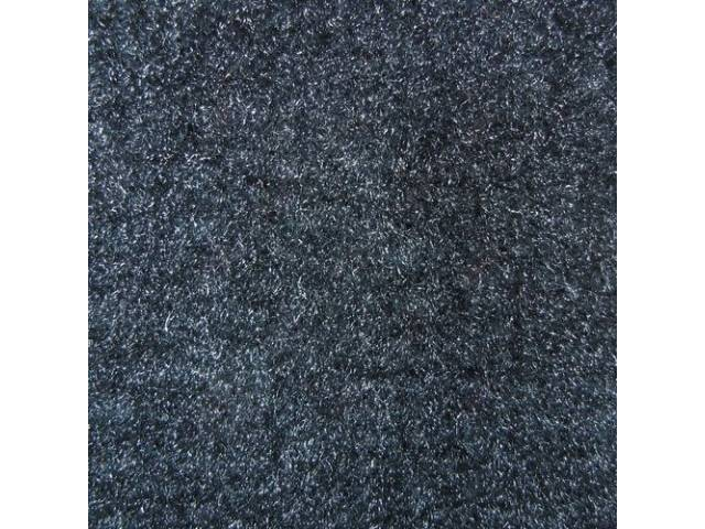 Carpet Door Panel Federal Blue Lighter Than Ch-Dpc-1-D3