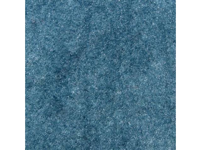 Carpet Door Panel Blue Darker Than Ch-Dpc-1-D2 But