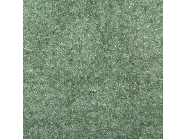 Carpet Door Panel Sage Green Light Green