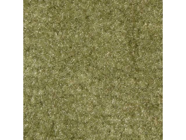 Carpet Door Panel Waxberry Light Green-Gold