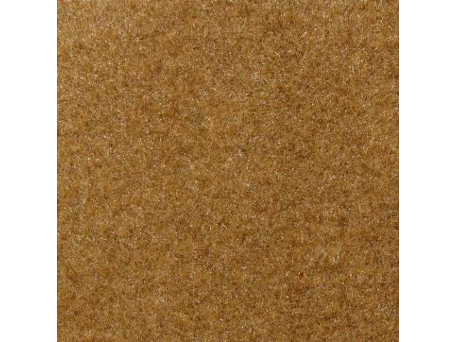 Carpet Door Panel Doeskin Lighter Than Ch-Dpc-1-S2