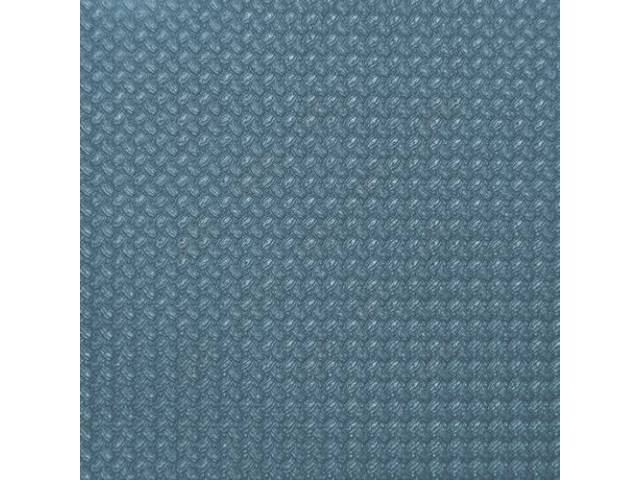 Headliner Basketweave Grain Light Blue Incl Headliner Material