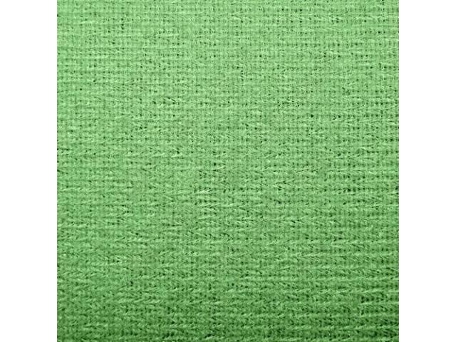 Headliner Cloth W/ Foam Backing Willow Green Incl